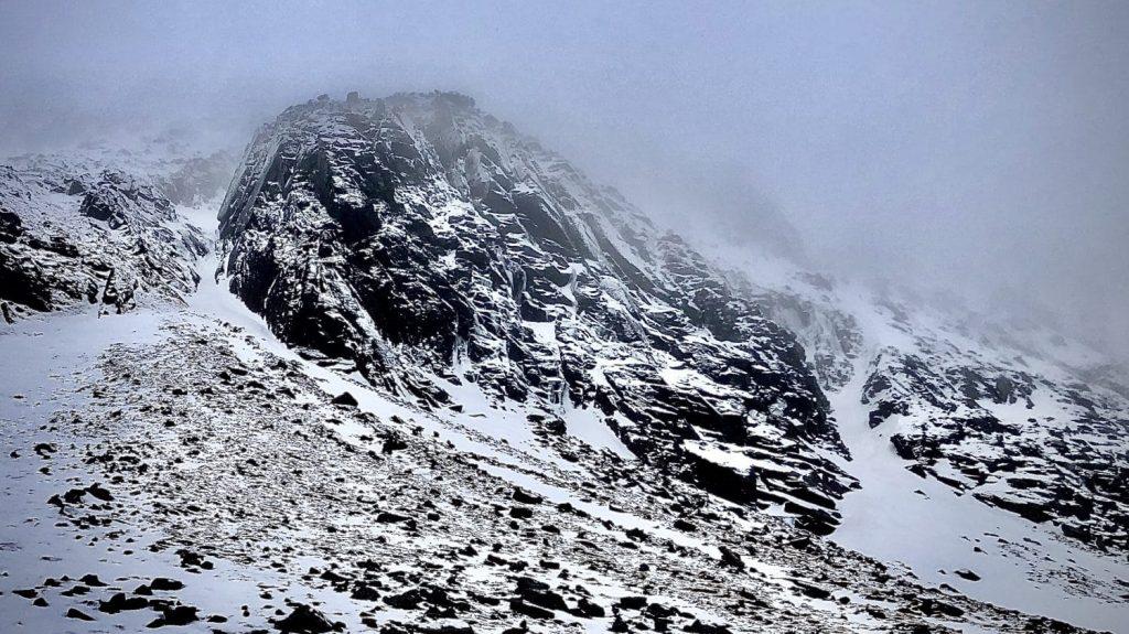 Coire an t-Sneachda in Cairngorm National Park